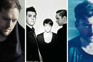 Szczęśliwy piątek 13go czyli nowe albumy The XX, SOHN i Bonobo